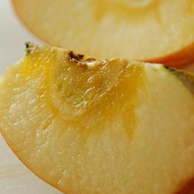 Fresh!蜜入り林檎でアップルシナモン
