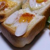 ウズラの卵のラピュタパン