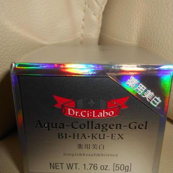 ドクターシーラボ 薬用アクアコラーゲンゲル美白EX♬
