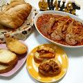 ラムチョップと きのこのトマト&ガーリック煮 by とまとママさん