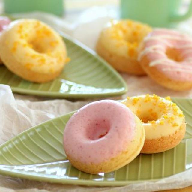 パステル焼きドーナツ