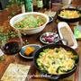 ◆パンチェッタとブロッコリーにかさまし厚揚げでグリル♪~緩やか糖質制限中