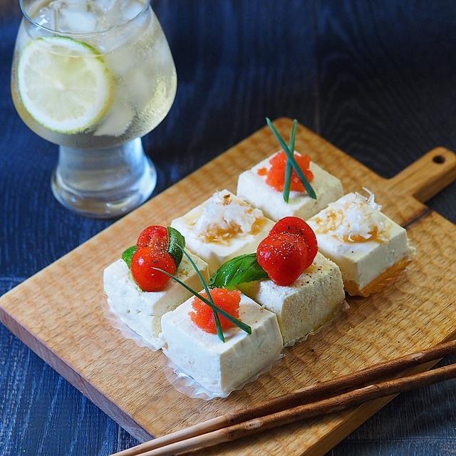 塩豆腐(レシピあり)