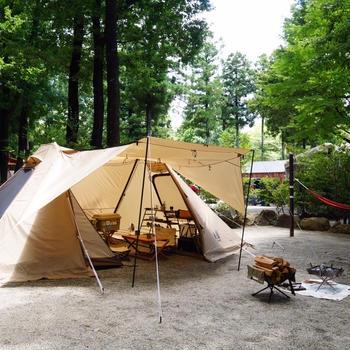 こどもにキャンプ!キャンプアンドキャビンズ②