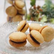 コロンと♡ガナッシュサンドクッキー