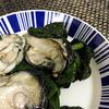 ほうれん草と牡蠣オイル炒め