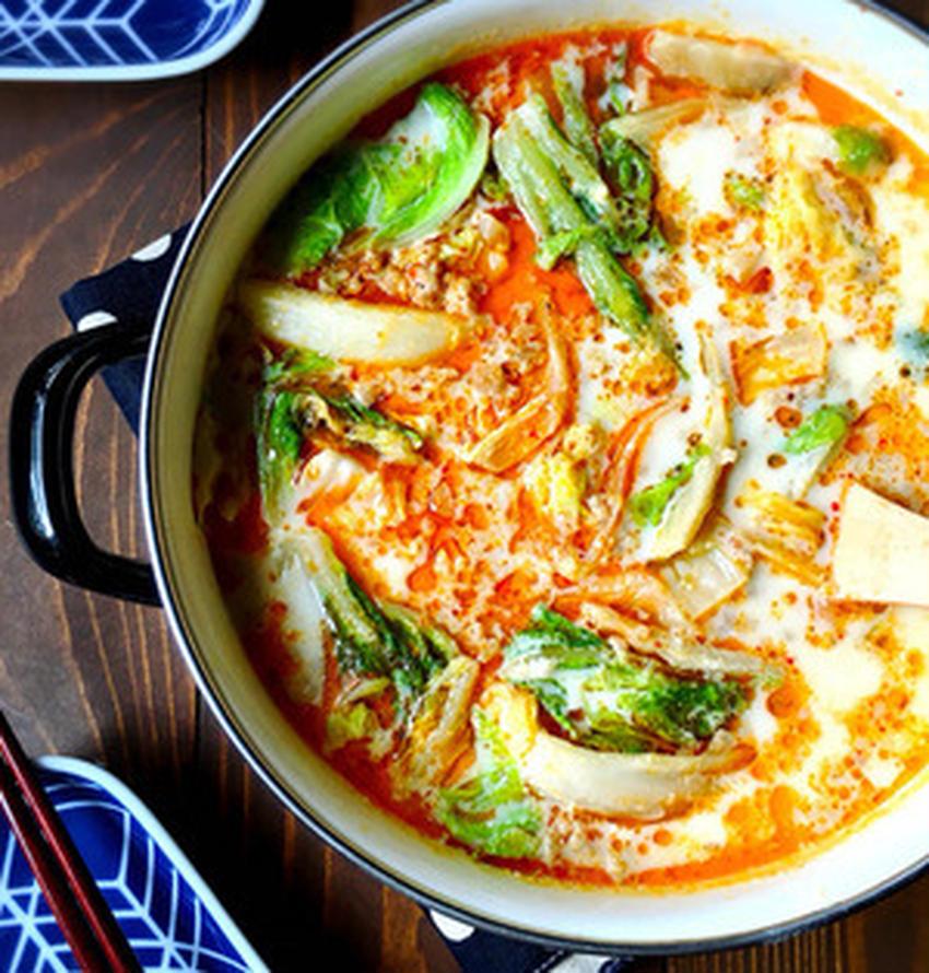 白菜とひき肉があればラクチン!夕食にイチオシの絶品レシピ