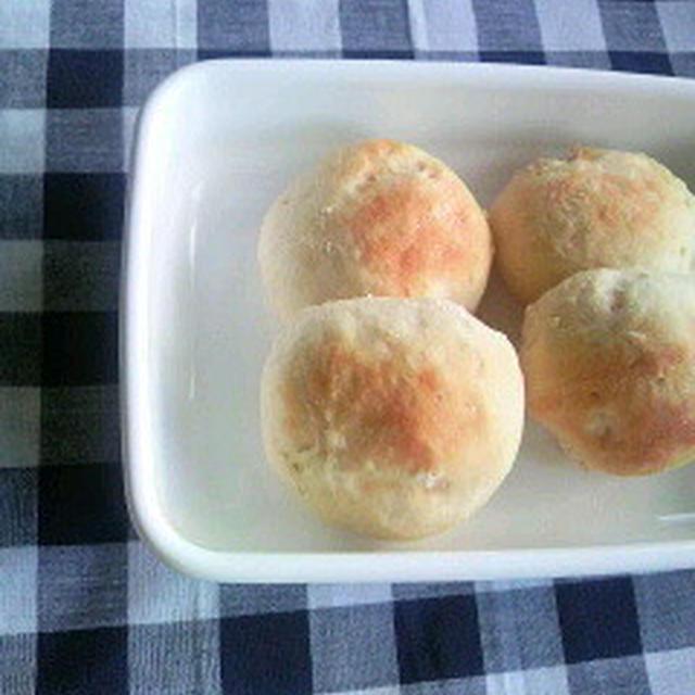 焼きたてパンで朝食を - 30分で焼きたて&冷蔵庫で2次発酵 -