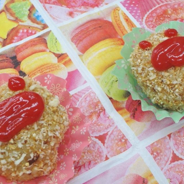 ひまわりプラザ☆子どもクッキング~アランチーニ・カップケーキ作り~