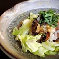 【薄切り肉の大根おろし和え】ご飯がすすむ あっさりした肉料理