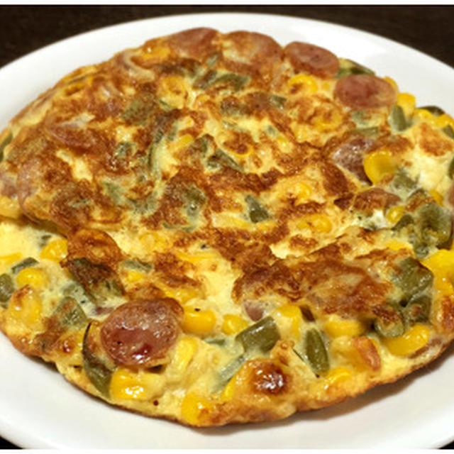 「実家の朝食」と言う名の料理
