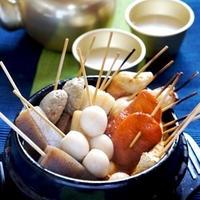 以熱治熱!宗家「スンドゥブチゲの素」で作る!簡単「韓流ピリ辛!ODEN鍋」♪