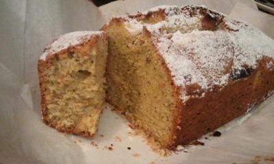ピスタチオ ケーキ(フィレンツェ)