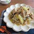 栄養たっぷり◎ごはんがすすむ☆鶏肉と野菜のみそオイスター炒め