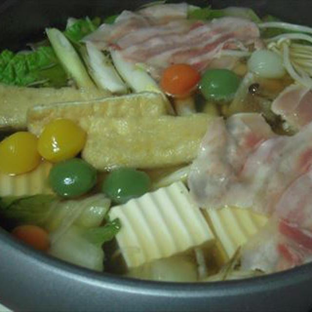 ちゃんこ鍋・モランボン「PREMIUM鍋」