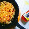 低糖質!糖質0麺de鉄鍋餃子