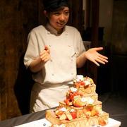 pâtisserie de bon cœur 春夏新作ケーキコレクション2017④