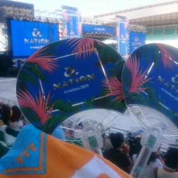 a-nation2019大阪ヤンマースタジアム長居