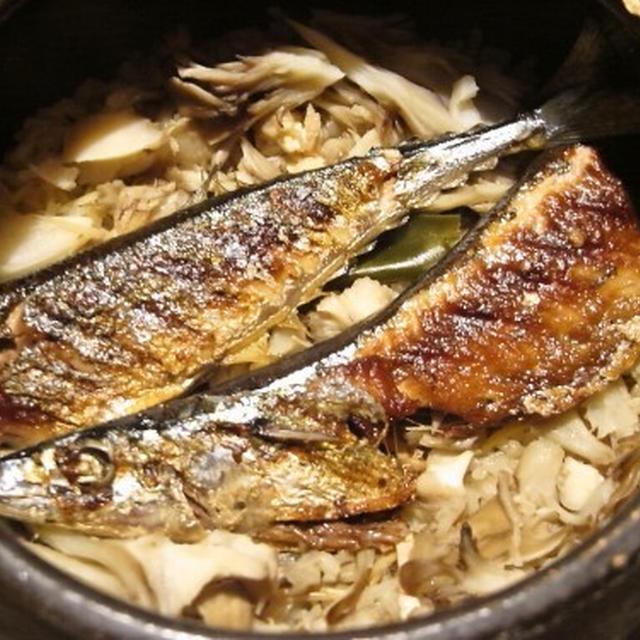秋刀魚でチャンバラするのはおすすめできない