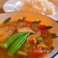 アメリカのおうちごはん スープカレーを作ってみたよ!  by Little Darling (佐々木 美恵)さん