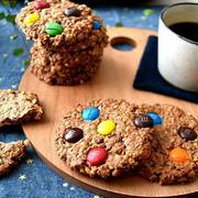 今からでも間に合う!型抜き不要の「#ドロップクッキー」で友チョコバレンタイン