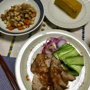 10月第4週の教室、こんなに電子レンジ使うのは初めて!の料理