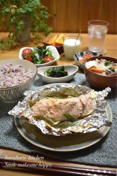 【レシピ】鮭のちゃんちゃん焼き#生鮭#ホイル焼き#野菜が美味しい#子供大絶賛 …私の中で絶対なこと。