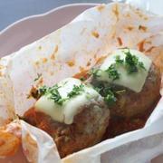 「たまねぎの肉詰めトマトソース添え」「豚のリエットのパスタ」「Bar CATS & DOGS(上大岡、横浜)」