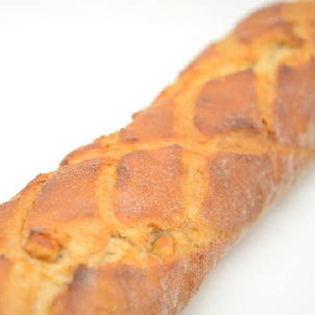 ヘーゼルナッツと蜂蜜のパン