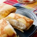 デパ地下風!包みクレープの作り方(フライパンひとつで簡単レシピ) by はるか(食の贅沢)さん