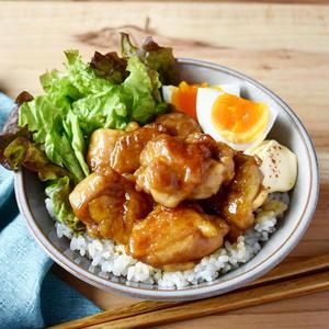 ぱぱっとランチにおすすめ!鶏マヨ丼のレシピバリエ