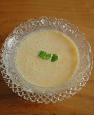 ももとヨーグルトのスープ~Peach yogurt Soup~