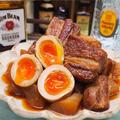 【レシピ】圧力鍋で簡単ホロホロ!豚の角煮!