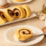 【お手軽スイーツ】ゆず香る和風ロールケーキ〜米油部〜