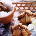 チョコとレーズンのオートミールクッキーレシピ