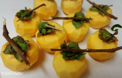 【レシピ】干し柿づくり&栄養価について