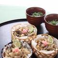 きのこの香り~柿の木茸の炊きおこわ♪ by ei-recipeさん