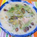 100皿シチュー 49皿目 お豆ころころの春野菜クリームシチュー