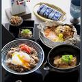 海老芋の湯葉あんかけ!と、楽々しちゃった和食デー♪