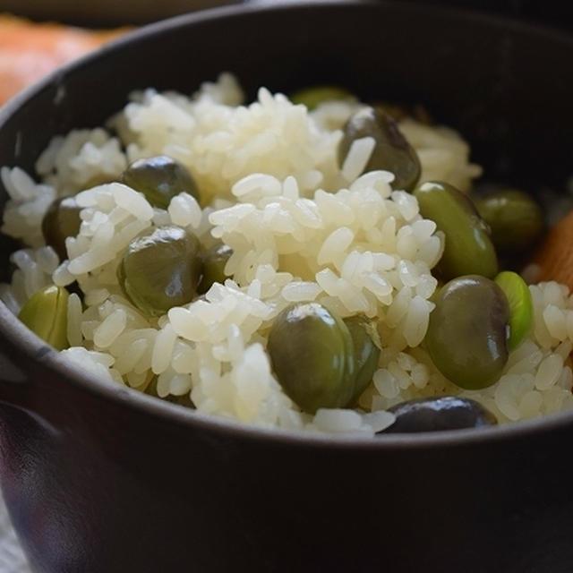 ストウブココットdeGOHAN黒豆のおこわと和の食卓