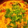 [スキレットを使って簡単卵料理]〜野菜とチーズのフリッタータ〜