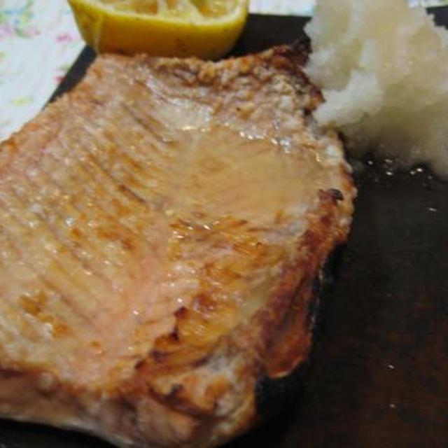 新巻鮭☆焼きハラス