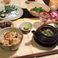 秋の味覚!松茸ご飯に土瓶蒸し他 by shoko♪さん