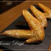 鶏手羽のカリカリスパイス揚げ