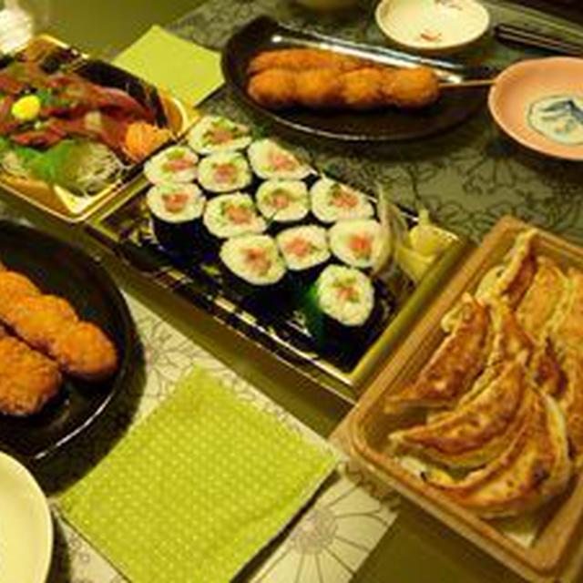 夕飯(きゅうりキムチ)