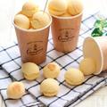 【パン】白玉粉のもちもちポンデケージョ