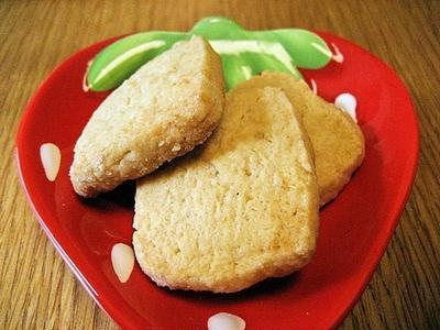 生姜のクッキー