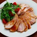 【週末レシピ】炊飯器で簡単!ローストポーク林檎のソース