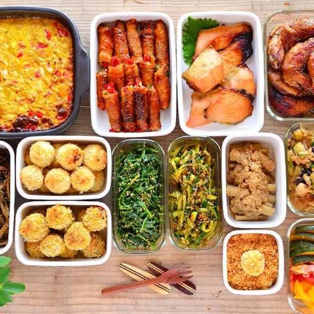一週間の作り置き・常備菜レポート(2015/7/20)