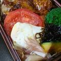 鶏モモ照り焼きのタレ弁当